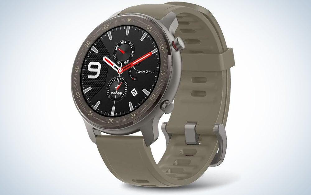 Amazfit GTR Titanium Smartwatch