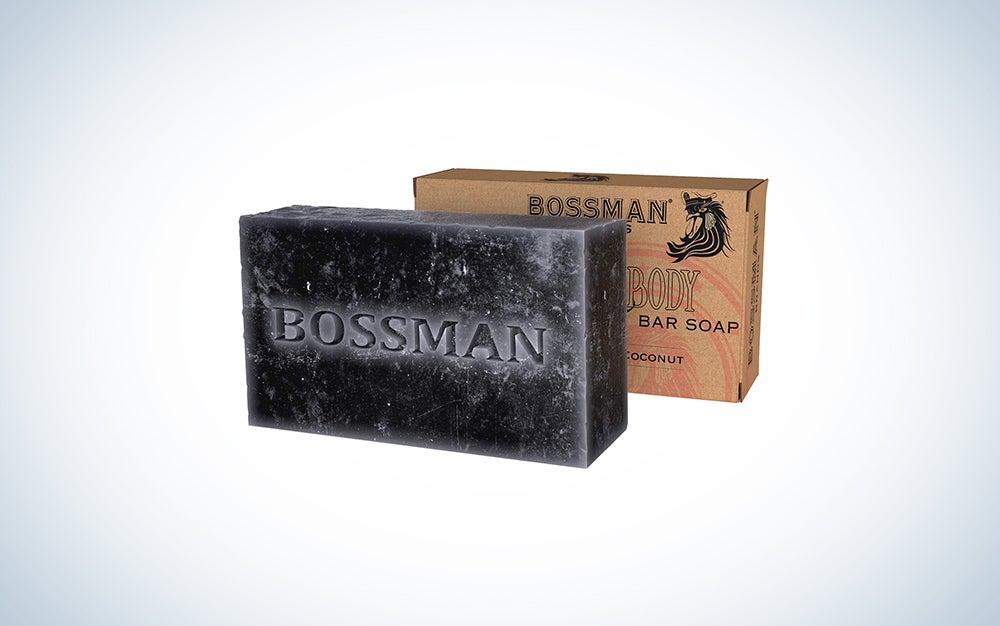 Bossman 4-in-1 Bar Soap