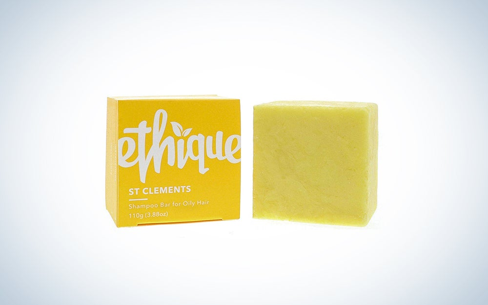 Ethique Eco-Friendly Solid Shampoo Bar for Oily Hair