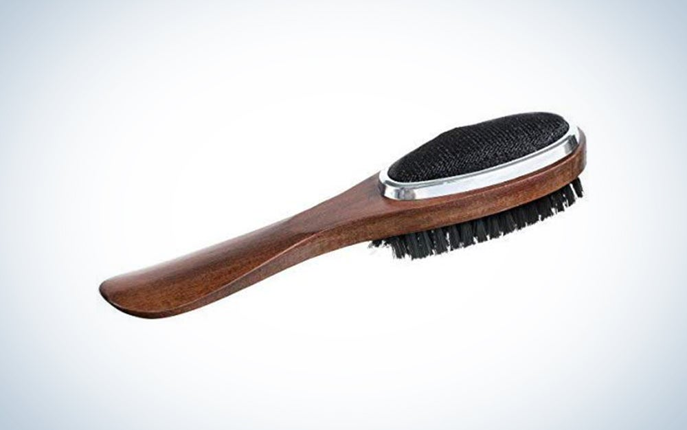 Home-it Clothes Brush, Lint Brush, and Shoe Horn
