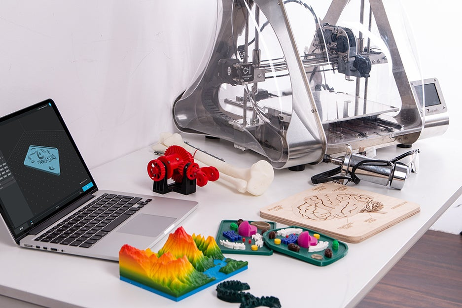 Beginner 3D printers
