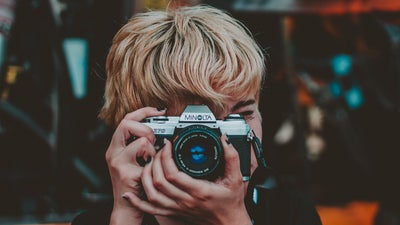 Take better pictures by thinking like an old-school photographer
