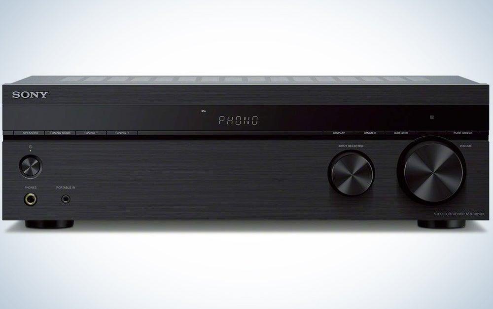 Sony STRDH190 2-Channel Stereo Receiver