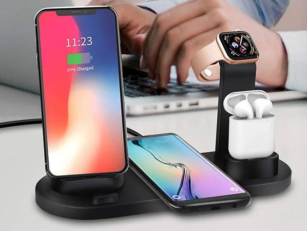 Save on wireless chargers.