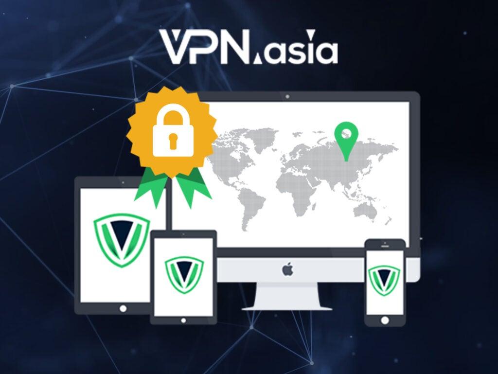 VPN.asia Lifetime Subscription