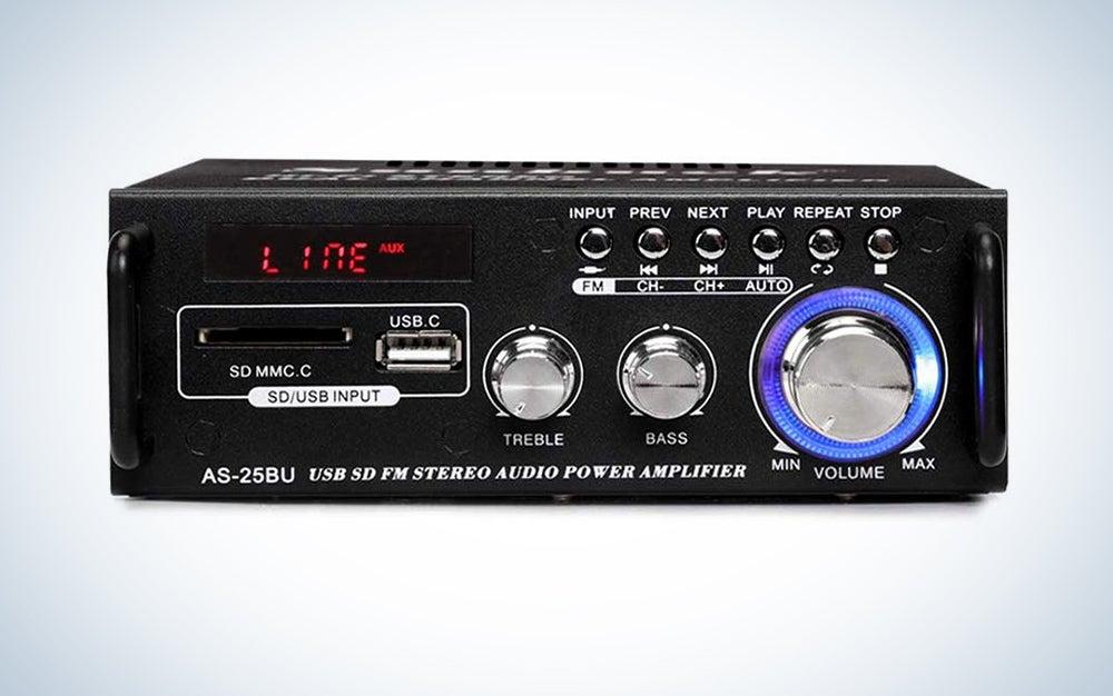 Sunbuck Stereo Amplifier System