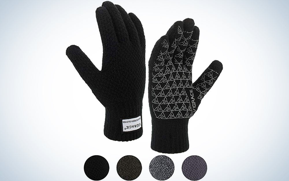 Winter Warm Touchscreen Gloves for Men and Women