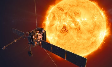This new solar orbiter will peek at some of the sun's most secretive spots