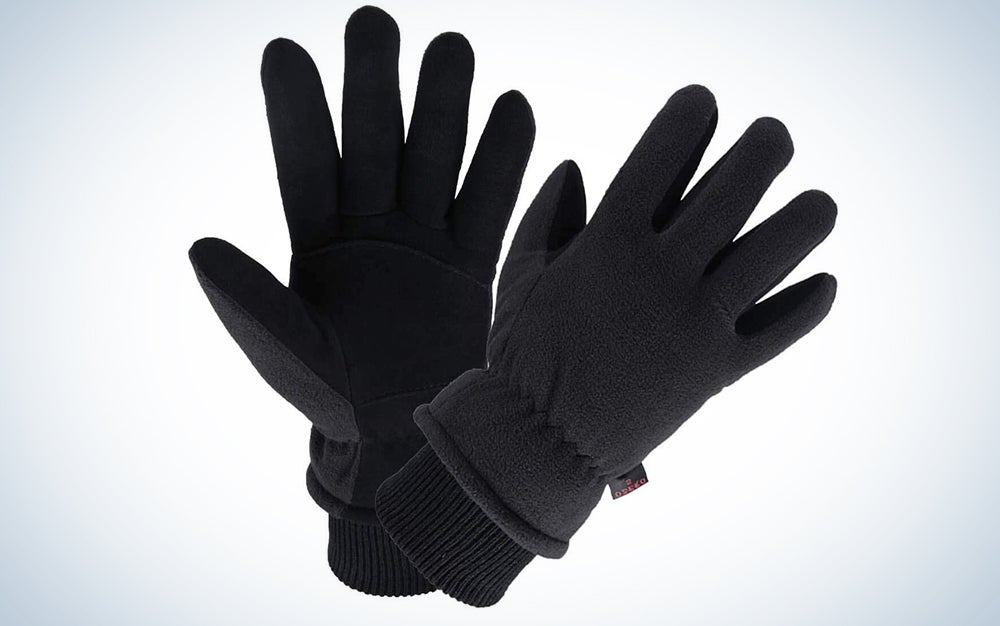 Ozero Winter Gloves Water Resistant Thermal Glove