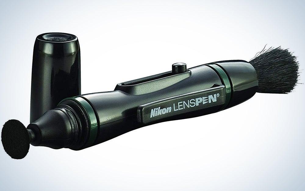 Nikon Lens Pen Cleaning System, Black