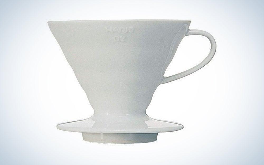 Hario V60 Size 02 Ceramic Pour Over Coffee Dripper
