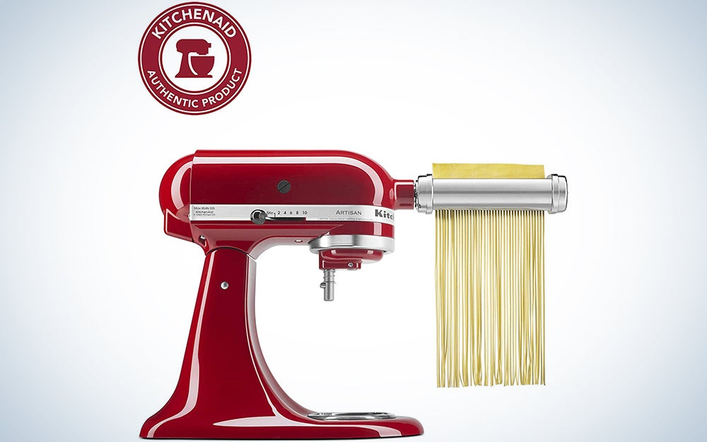 ANTREE Pasta Maker Attachment 3 in 1 Set for KitchenAid Stand Mixers