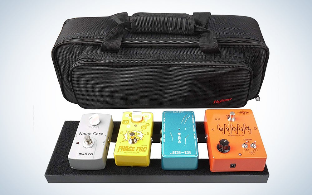 Mr.Power 15 inch Pedal Board Made By Aluminium Alloy With Carry Bag