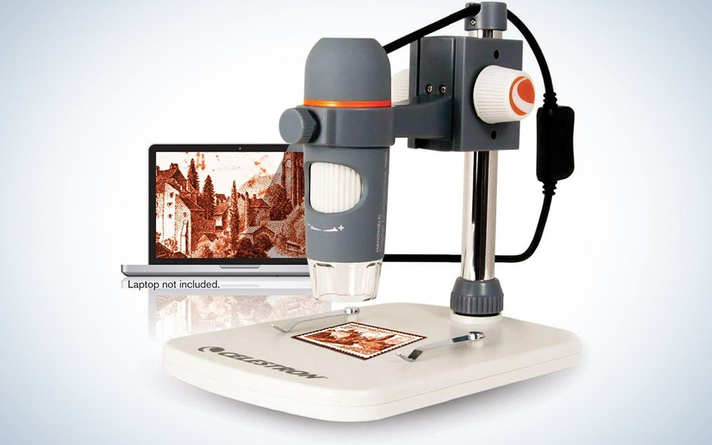Celestron 5 Megapixel Digital Microscope Pro