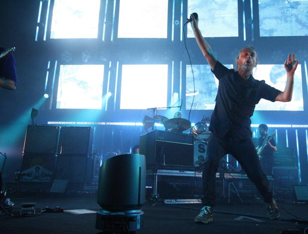 """Radiohead"