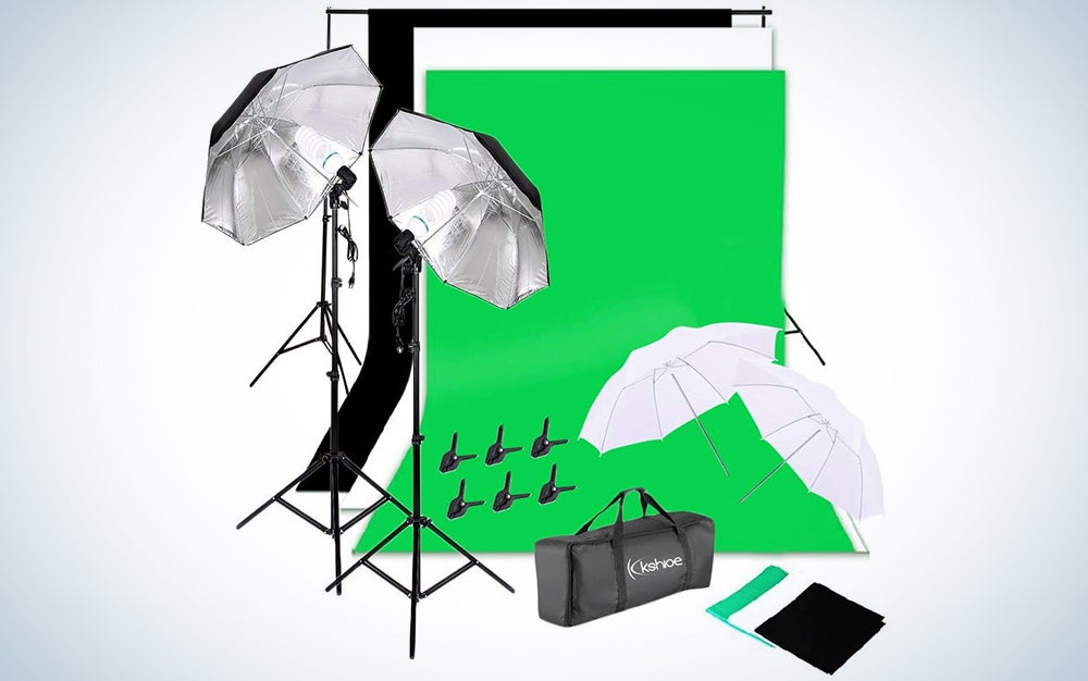 Kshioe Lighting Kit for Photo Studio