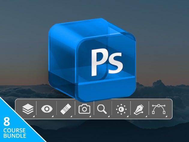 Adobe Photoshop Creative Cloud Certification Bundle