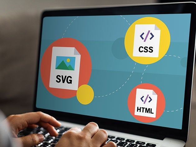Master SVG Animation Using HTML & CSS: Build 8 Projects