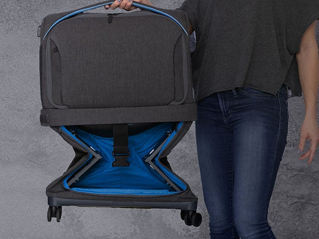 Rollux 2-in-1 Expandable Suitcase
