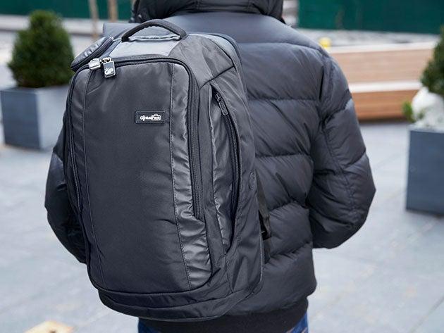 Genius Pack Travel Backpack