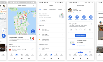 Google Maps is about to get better—especially if you take public transportation
