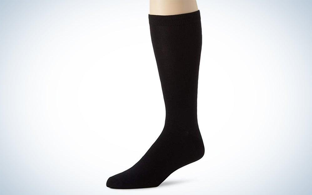Terramar Thermasilk Mid Calf Sock