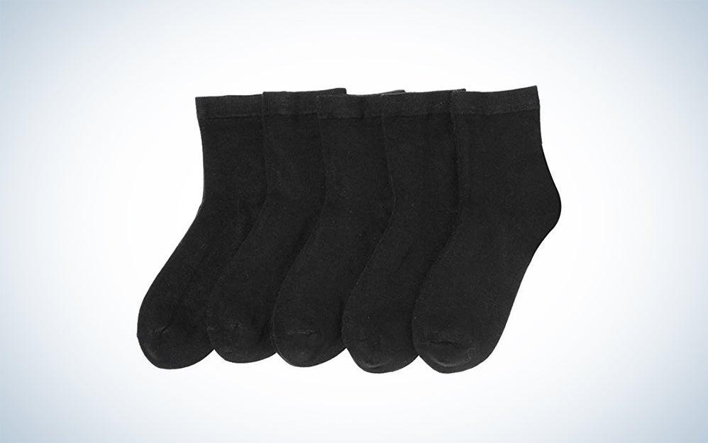 Bamboo Casual Socks