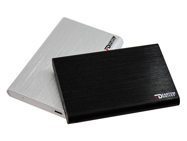 Fantom Drives G-Force 3.1 2TB Portable SSHD