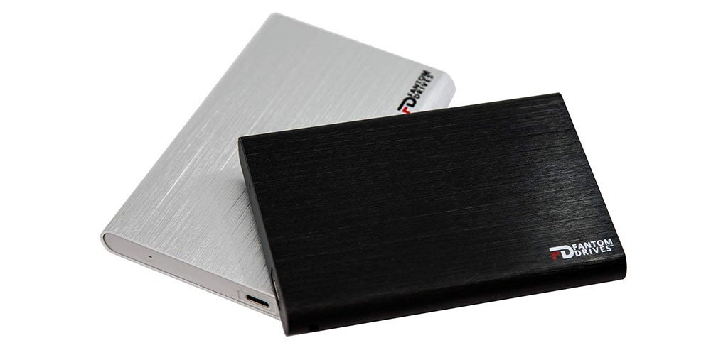 Discounted hard drives