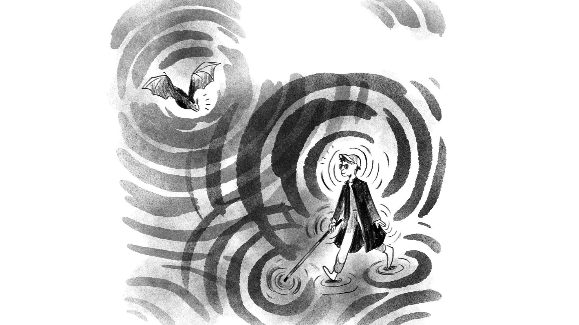 Natalie Andrewson illustration