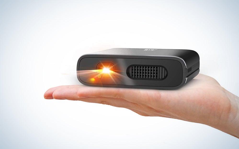 Artlii Portable DLP Mini Projector