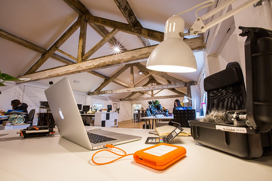 external hard drives for creatives