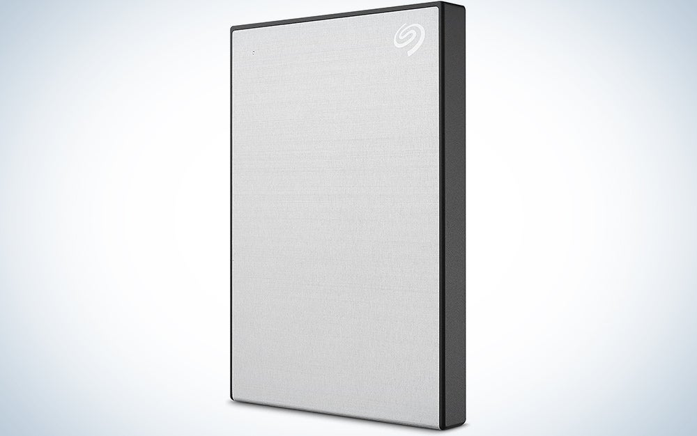 Seagate Backup Plus Slim 2TB External Hard Drive