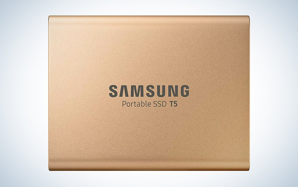 Samsung T5 Portable USB 3.1 External Solid State Drive