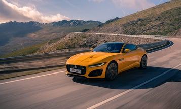 First drive in the new $103,200 Jaguar F-Type
