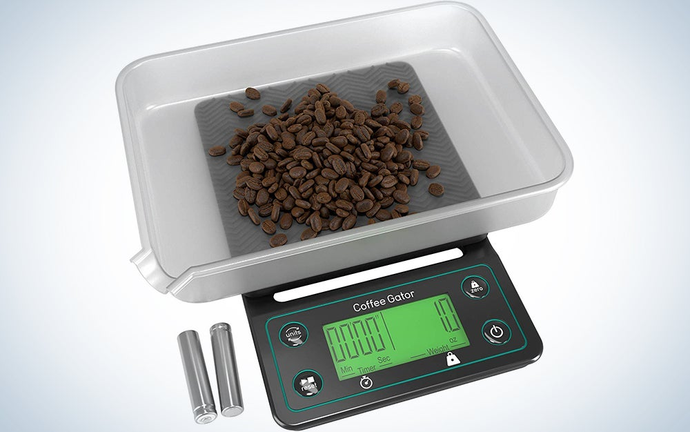 OXO Good Grips 6 Lb Precision Coffee Scale