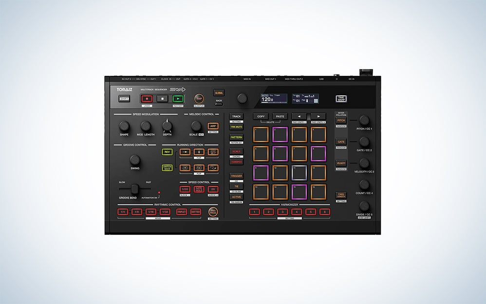 Pioneer Toraiz Squid DJ Controller
