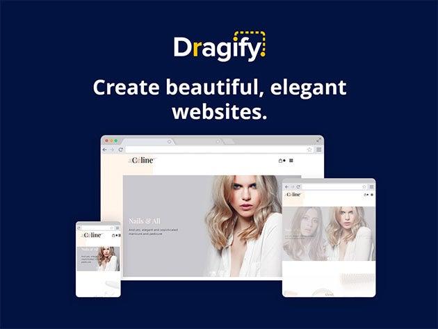 Dragify Website Builder