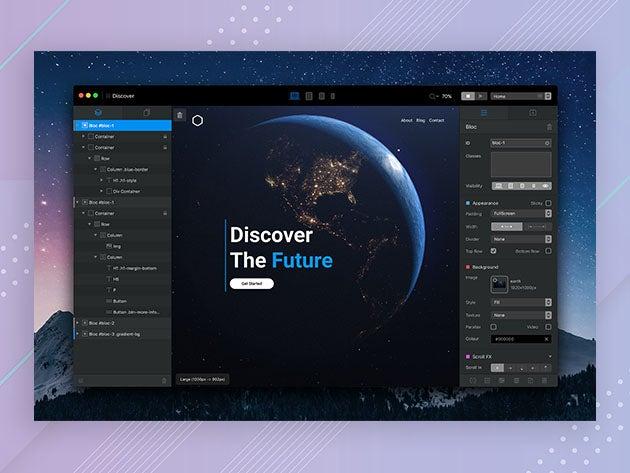 Blocs 3: Website Builder for Mac