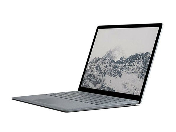 Savings on Microsoft Surface laptops