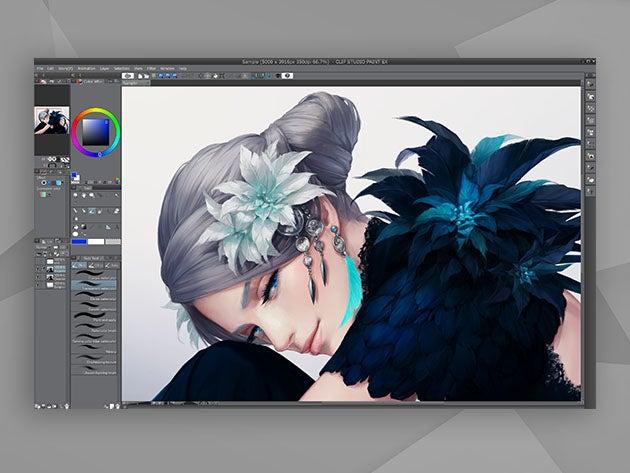 The Creativity Bundle Ft. Clip Studio DEBUT