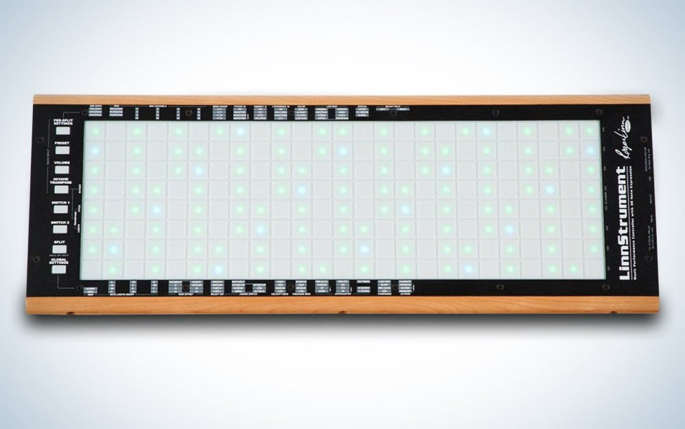 Roger Linn Design LinnStrument Midi Controller