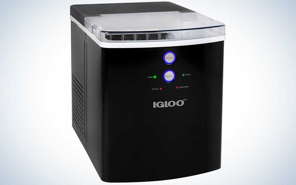 Igloo 33-Pound Automatic Portable Countertop Ice Maker