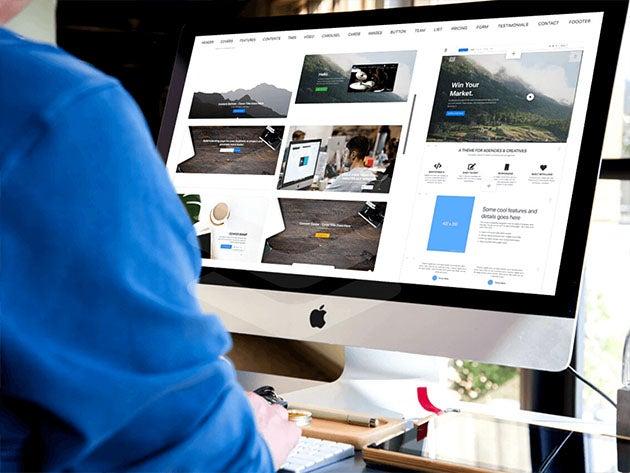 Blueprints Website Builder