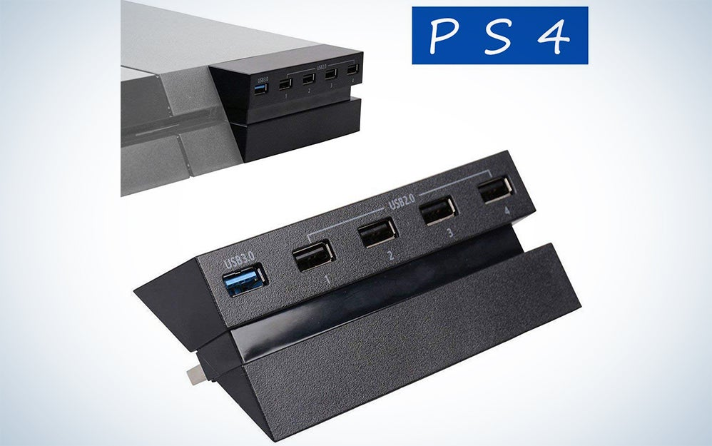 LinkStyle 5-Port USB Hub