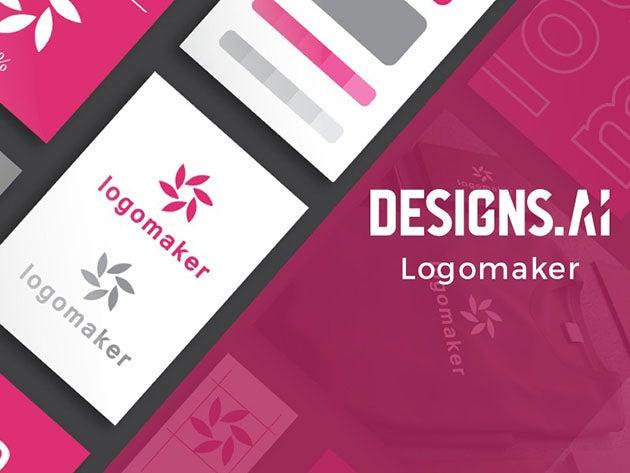 Designs.ai Logomaker