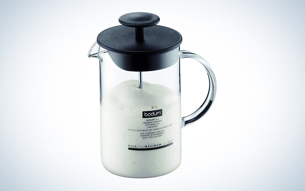 Bodum Latteo Manual Milk Frother