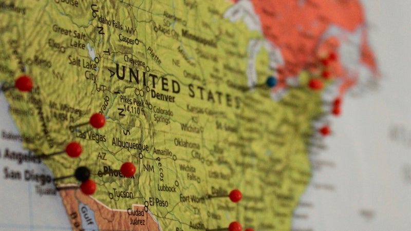 How to visit all 50 states