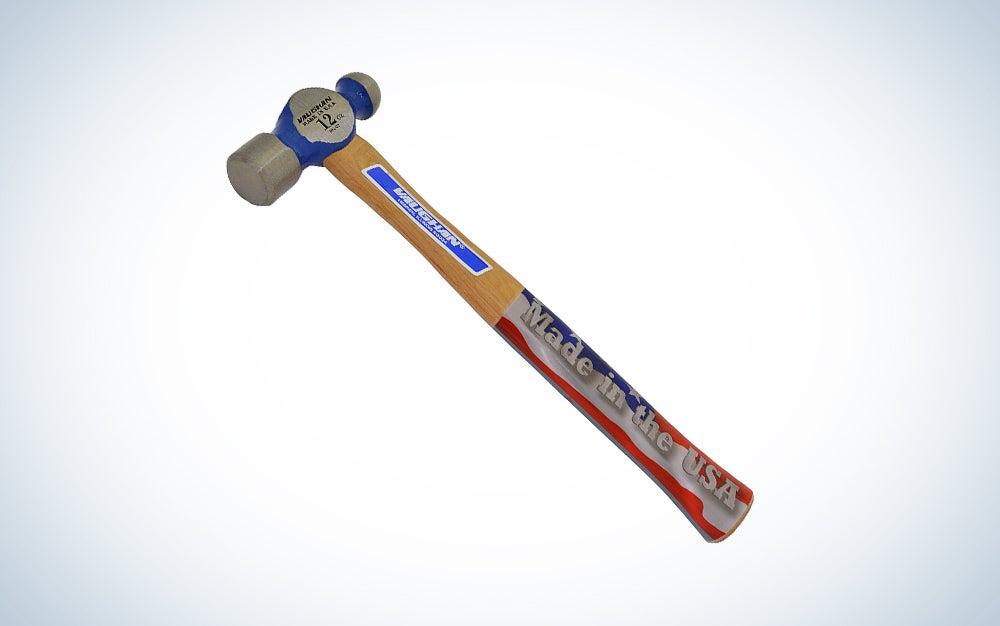 Vaughan 12-Ounce Commercial Ball Pein Hammer