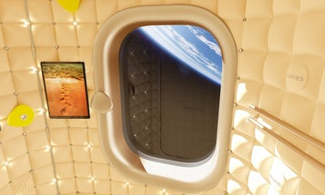 Here are all the ways to visit space this decade (if you're extremely rich)